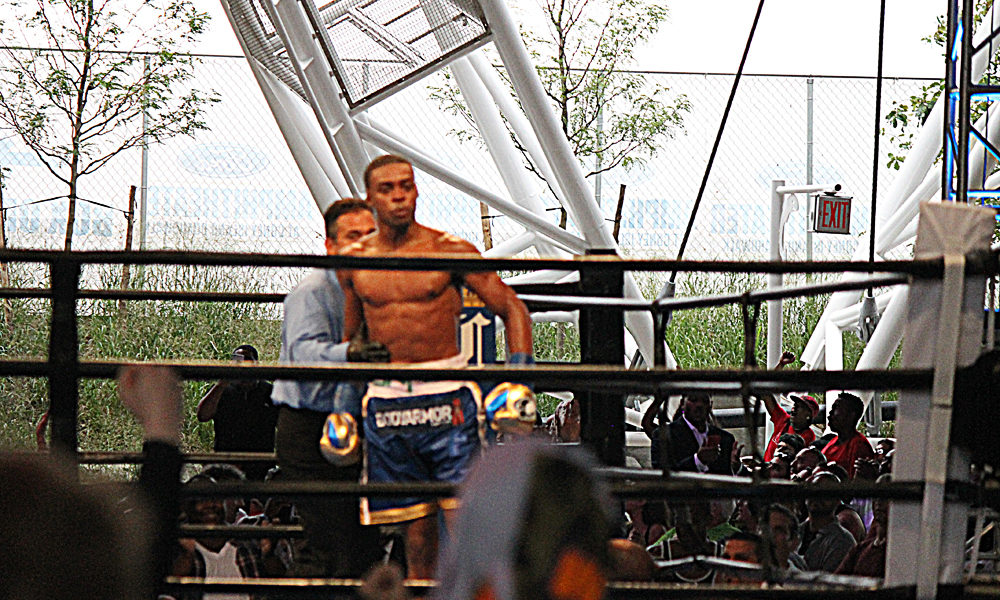 Victorious Errol Spence