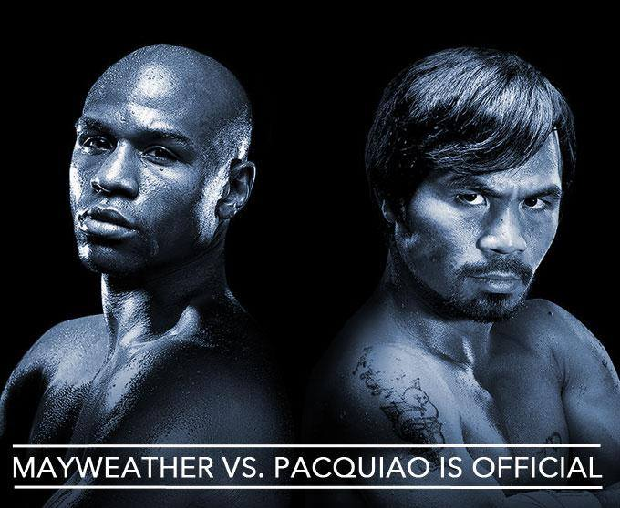 Mayweather vs Pacquiao