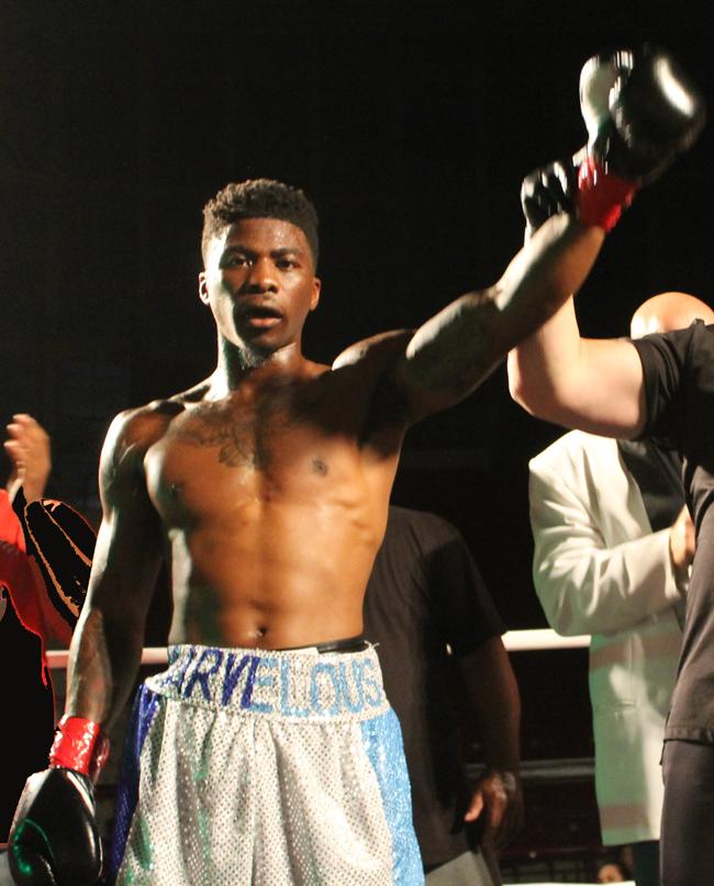 victorious Maynard Allison