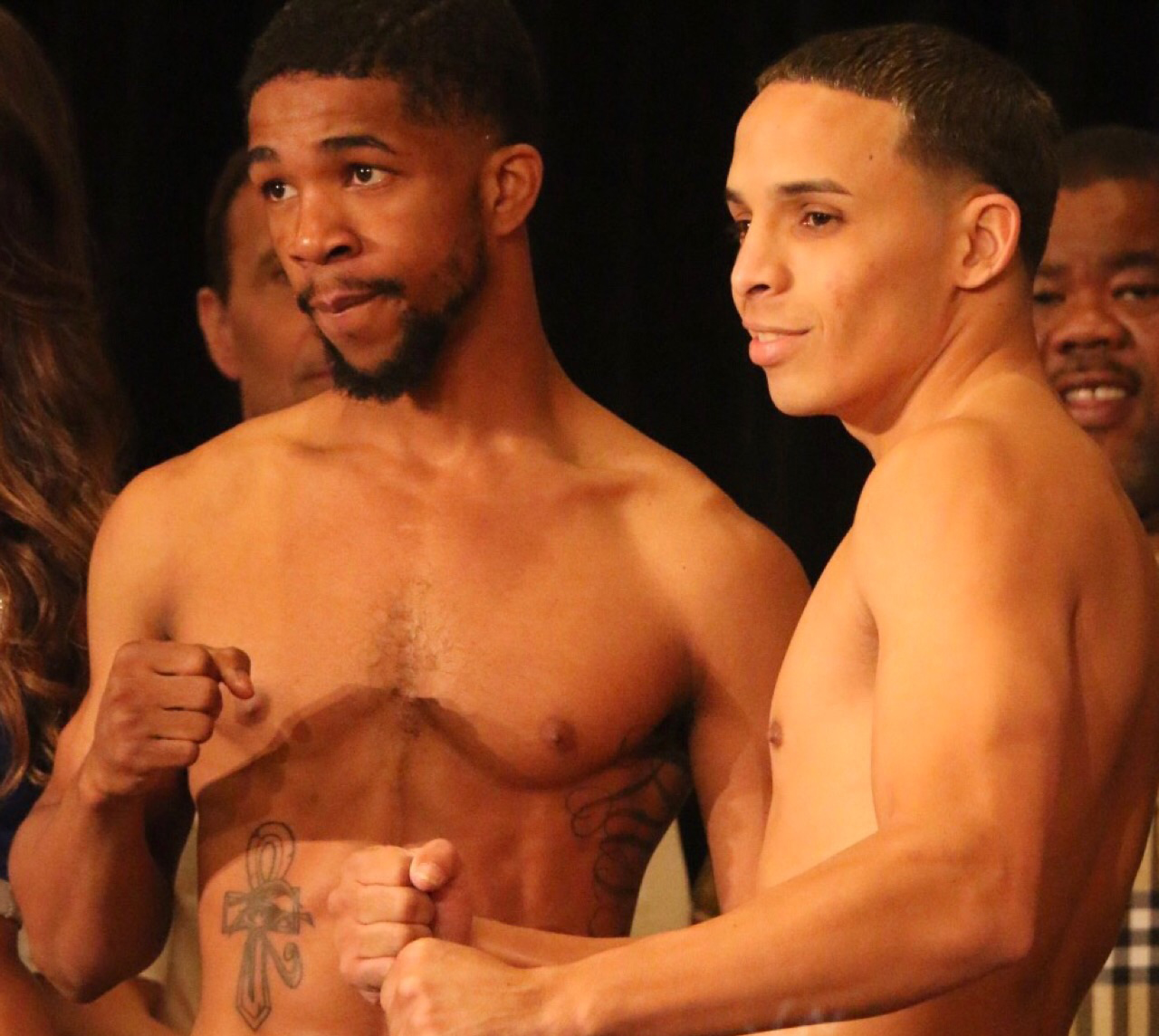 Russell Escandon Weigh in 2